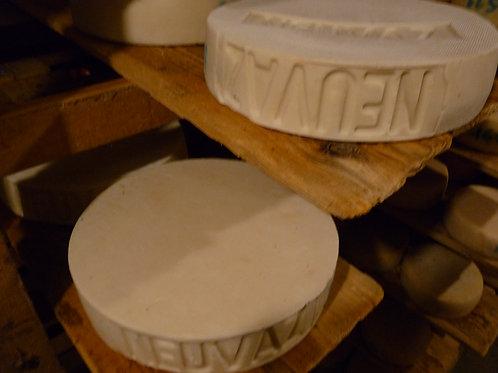 Raclette de Chèvre : Fromage à fondre lait de chèvre cru entier 1 Kg