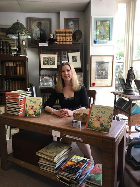 Amanda Rowe, Author