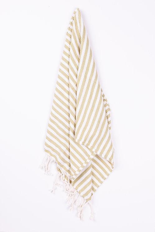 Buldan Olive Tea Towel