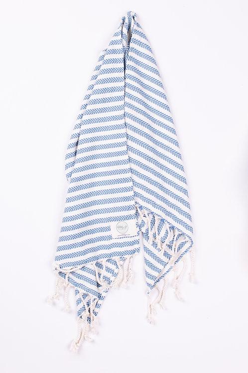 Buldan Blue Tea Towel