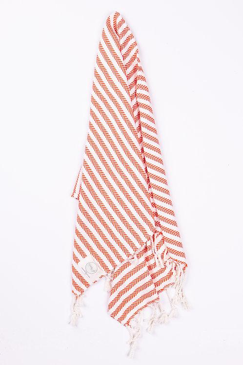 Buldan Red Tea Towel