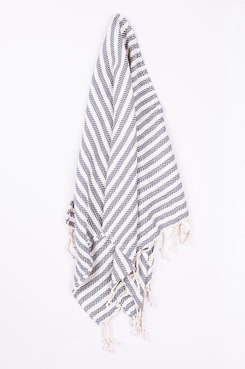 Buldan Grey Tea Towel