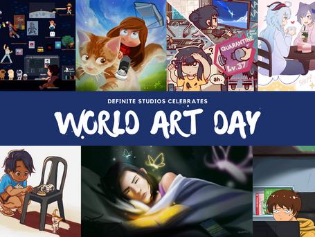 Artists' Spotlight: Art Jam for World Art Day