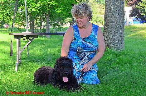 Puppy Danik and Lana