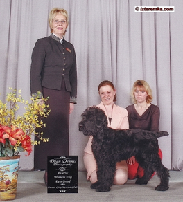Illarion Iz Teremka Reserve Winners Dog 2007