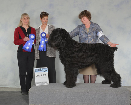 Grand River Kennel Club Rockton ON
