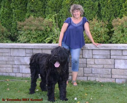 Montreal Lana and Taras