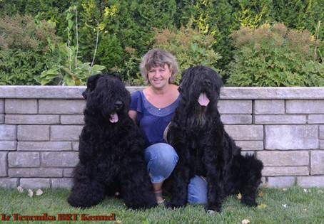 Bogdan, Lana and Taras