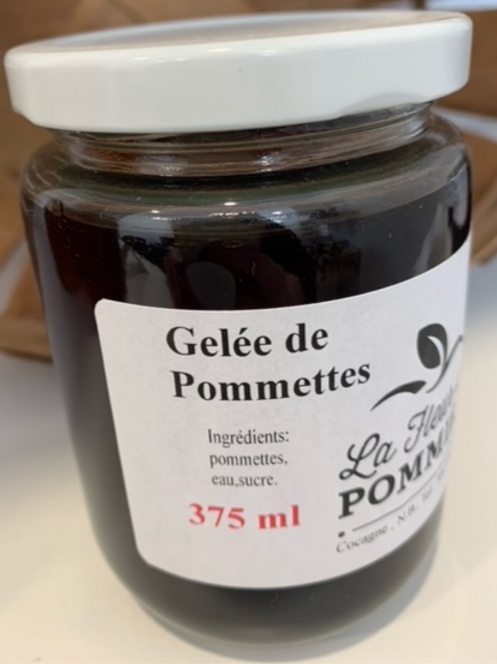 Apple Jelly | La Fleur du Pommier