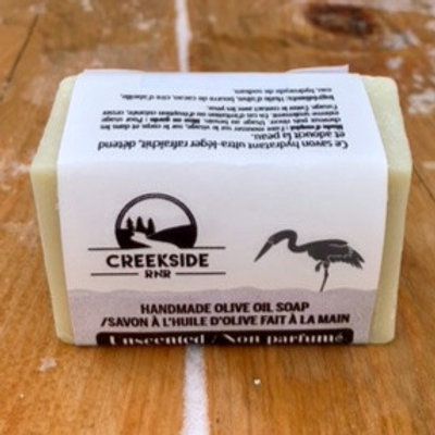 Olive Oil Soap - Unscented