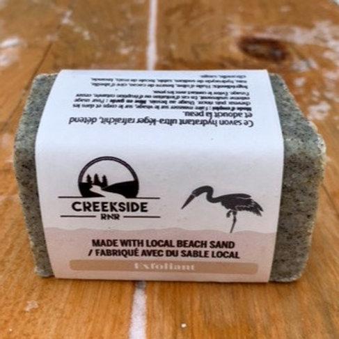 Olive Oil Beach Sand Exfoliant Soap