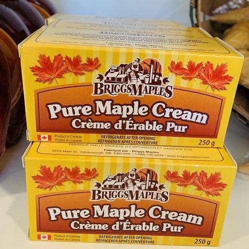 Briggs - Pure Maple Cream