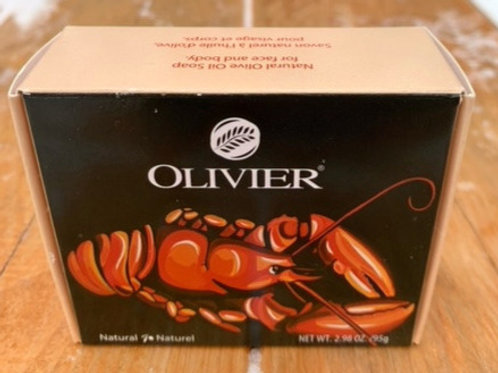 Olive Oil Soap - Lobster Shape