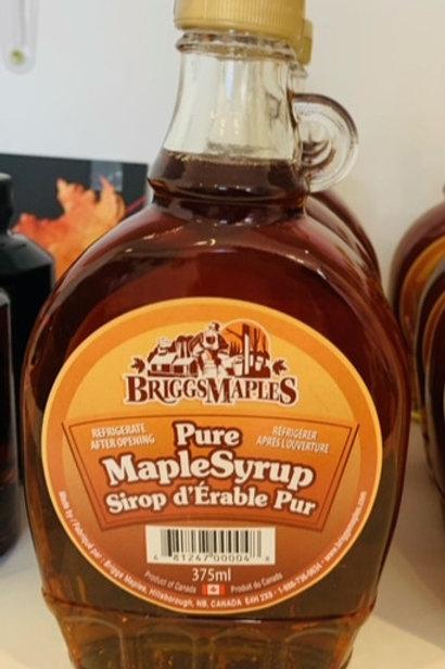 Briggs Maple Syrup
