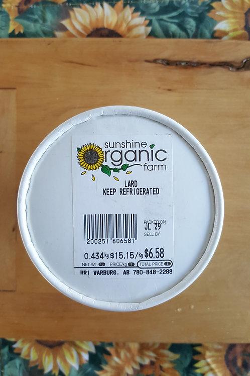 Lard (454 gm container)
