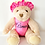 Thumbnail: Pink Personalised Teddy Leotard
