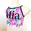 Thumbnail: Dazzle Personalised Crop Top