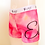 Thumbnail: Misty Pink Personalised Shorts