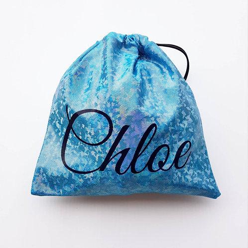 Aqua Personalised Bag
