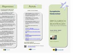 Publikation Aktuell: Für Heide Rühle, MdEP