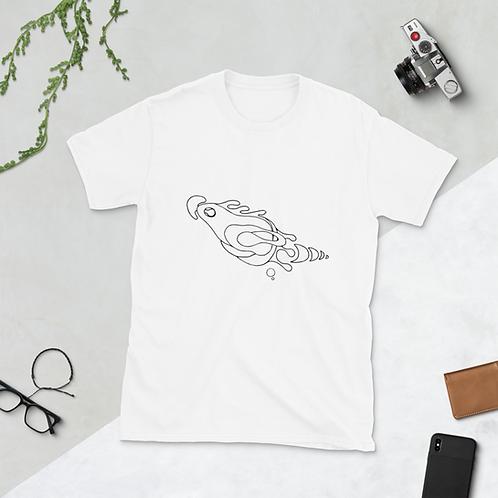 Unisex T-Shirt mouvement