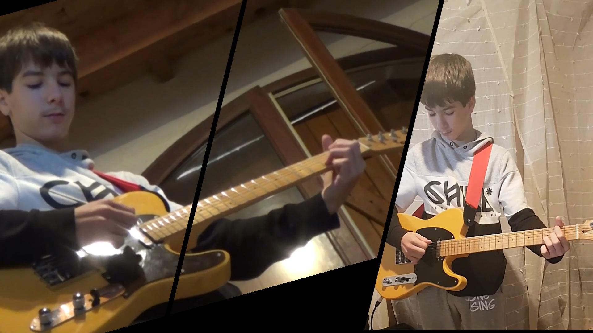 Les ateliers du Habert cours de guitare