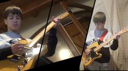 Les ateliers du Habert cours de guitare.