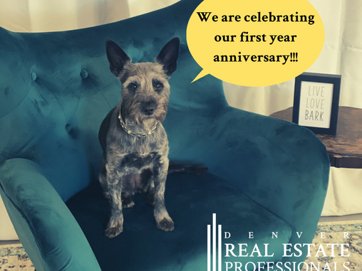 Denver Real Estate Professionals Celebrate Their First Year Anniversary