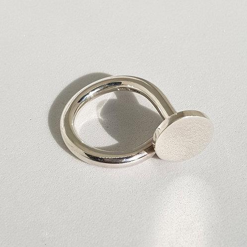 'Nail It' Ring