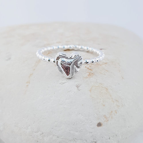 Skinni Minni Series Heart Ring
