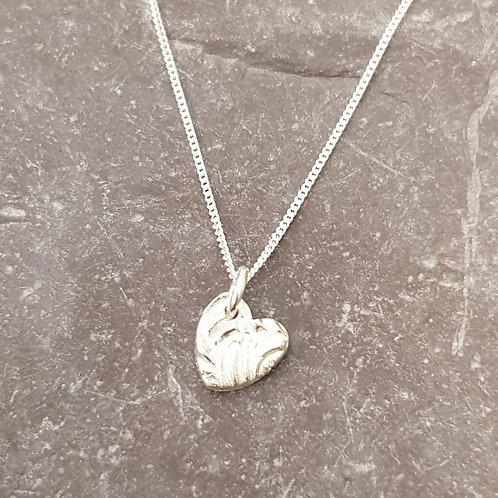 Heart Necklace Teeny Weeny Series