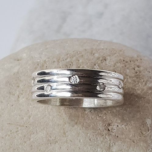 Diamond Eternity Ring All That Glitters Series
