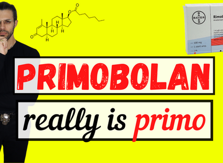 Why Primobolan is Primo
