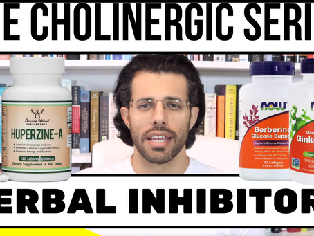Herbal Acetylcholinesterase Inhibitors (8)