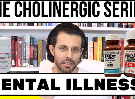 Mental Illness & the Cholinergic System (5)