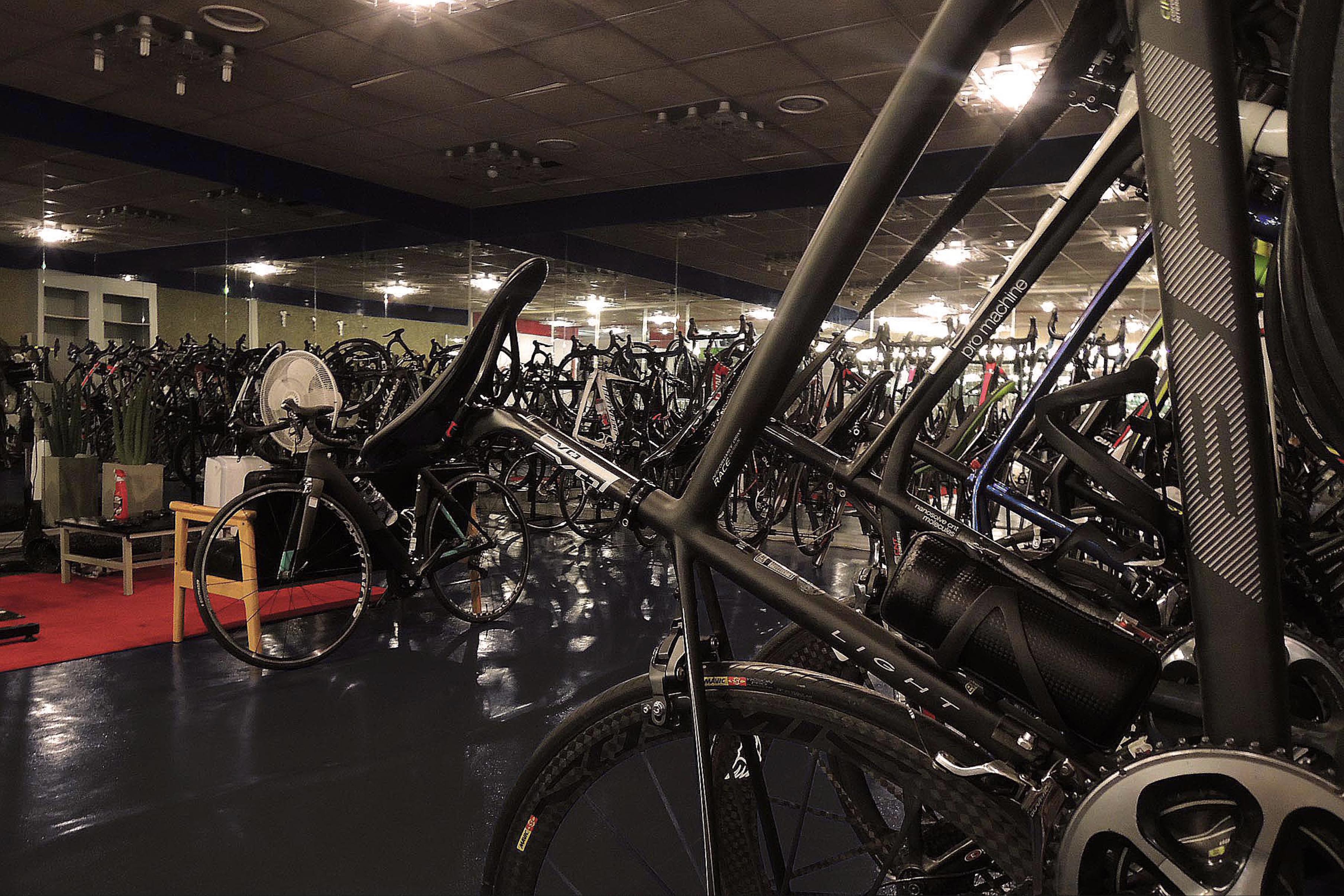 자전거 보관