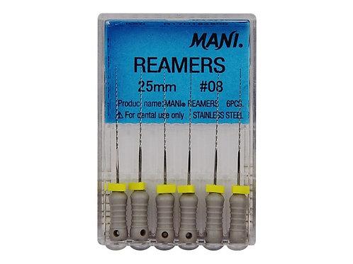 Римеры №8 | Reamers MANI