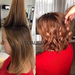 Профессиональное тонирование волос в Минске