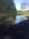 Diamond Creek Road Relocation -- USFS ph