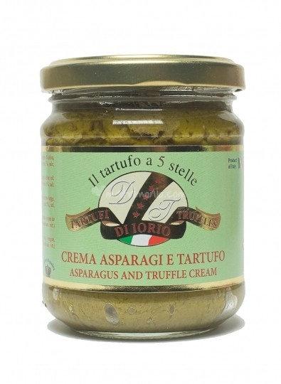 Asparagus and truffles cream 80g