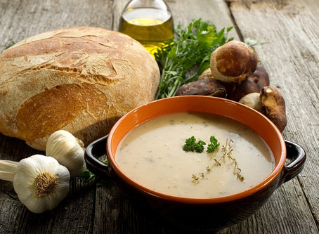 RECIPE OF THE DAY: PORCINI SOUP