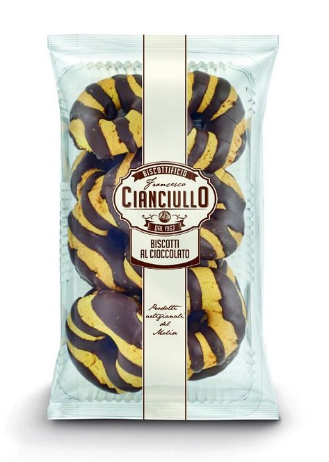 Cianciullo - Chocolate Biscuits 230g
