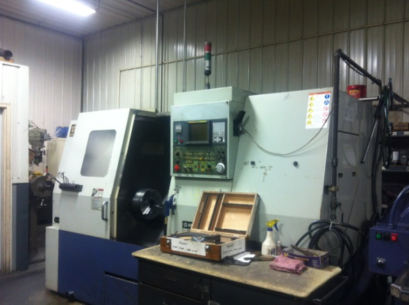 Hwacheon CNC Lathe