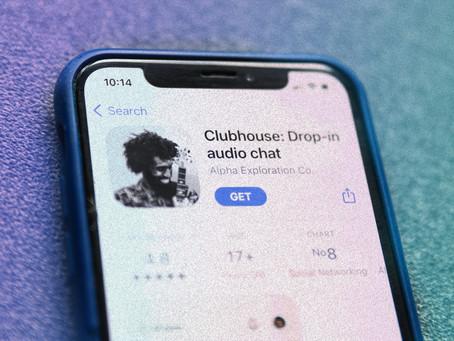 De nieuwe app Clubhouse (en recruitment).