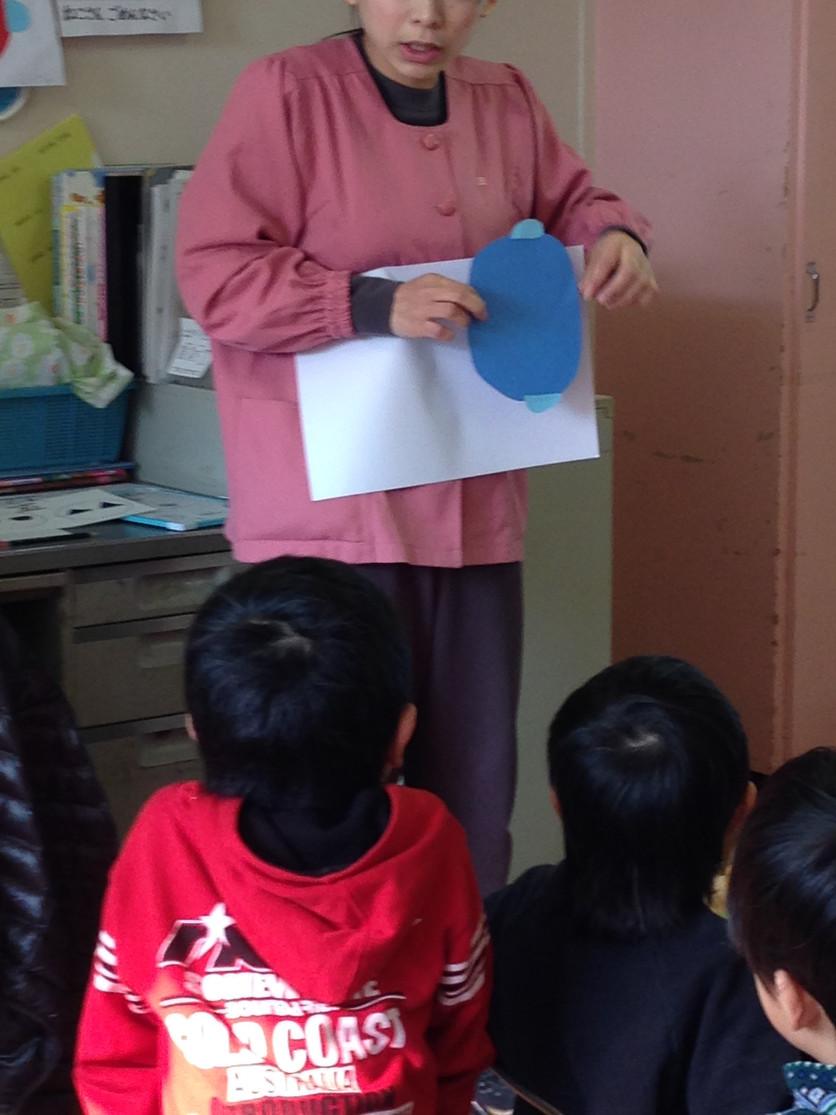 幼稚園での発達相談