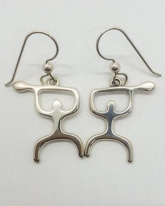 Paddler Earrings