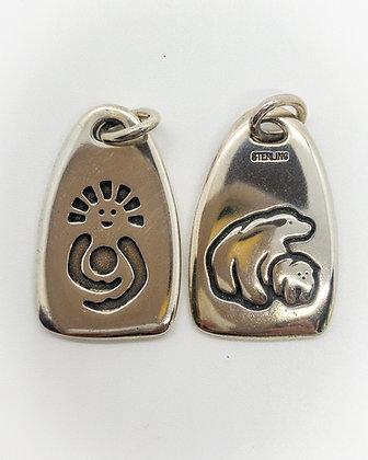 Gaia and Polar Bear Amulet