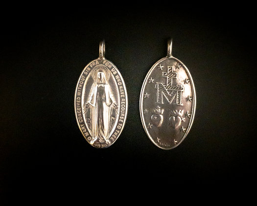 Immaculate Mary Pendant
