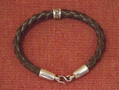 River Bead Bracelet