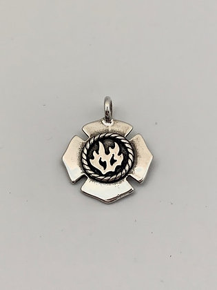 Fire Fighter Pendant